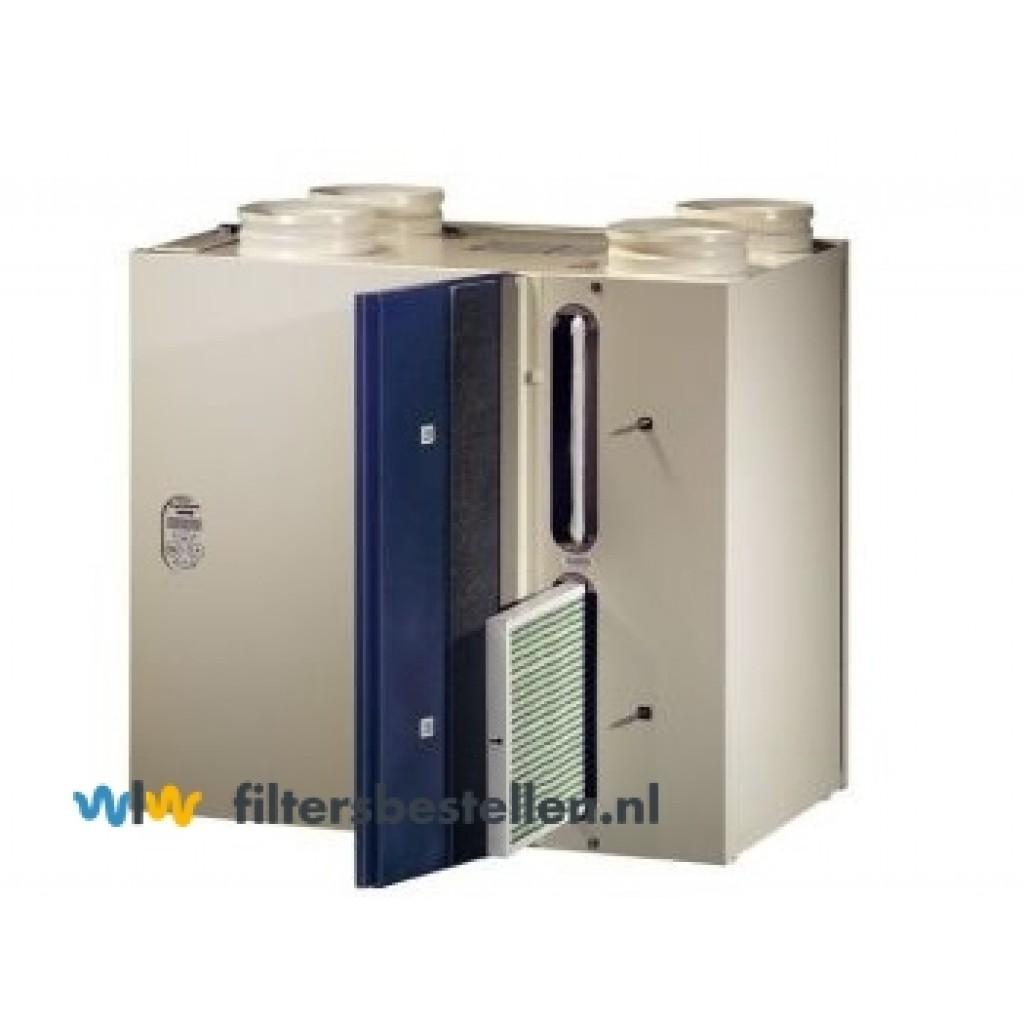 Brink Renovent HR met Bypass Pollenfilterset unit