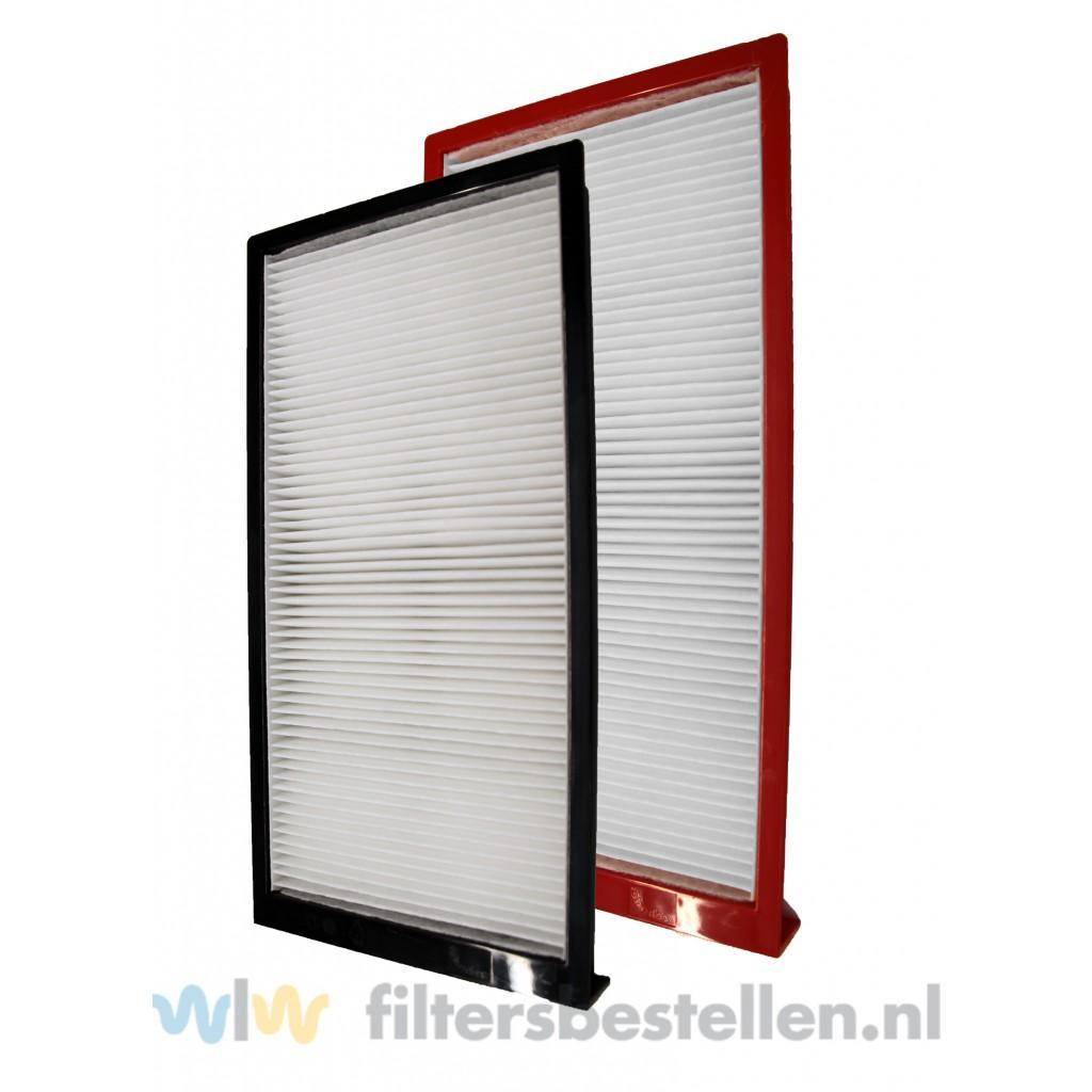 Zehnder Comfo D 200/250 Pollenfilterset G4/F7
